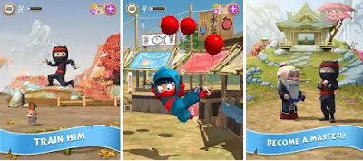 Download Clumsy Ninja Apk Mod v1.29.0 (Unlimited Money + Coins + Gems)