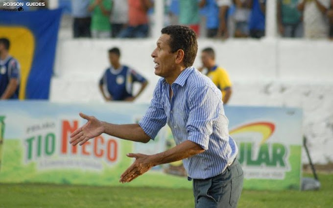 Paulo Sales destaca jogo de 'seis pontos' contra Juazeirense e ainda mira classificação