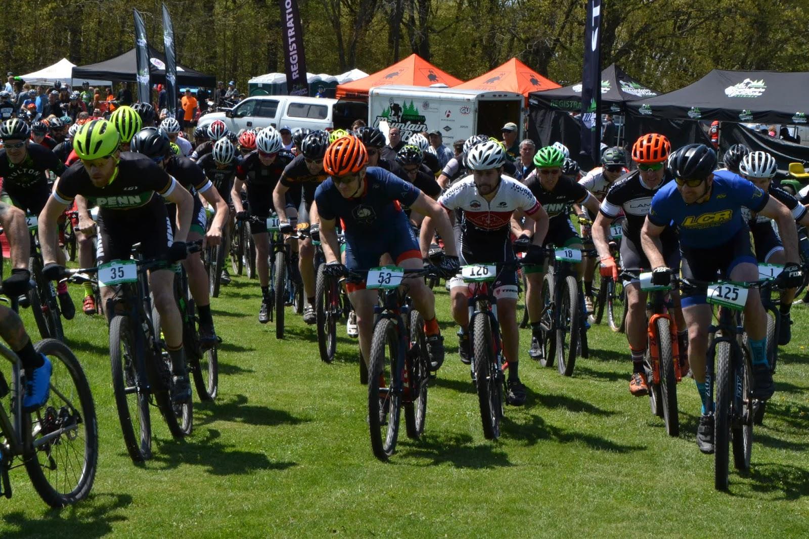 Cyclova Xc Mountain Bike Race Series Opener Draws 600 Bike Racers