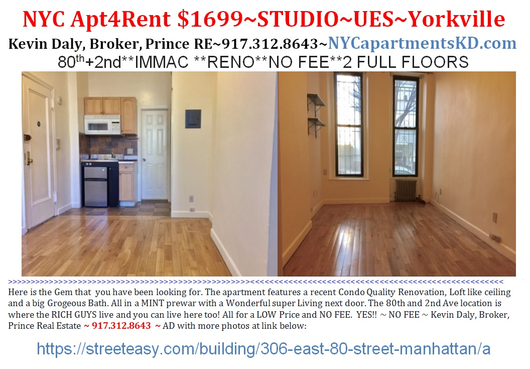 Blog nyc apartments for rent here 39 s for No broker fee apartments nyc