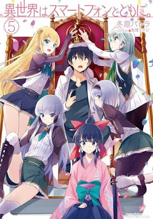 Phim Isekai wa Smartphone to Tomo ni. - In Another World With My Smartphone (2017)