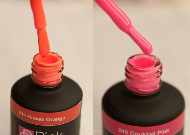 Pink Gellac - Farbkollektion - Tropical Island