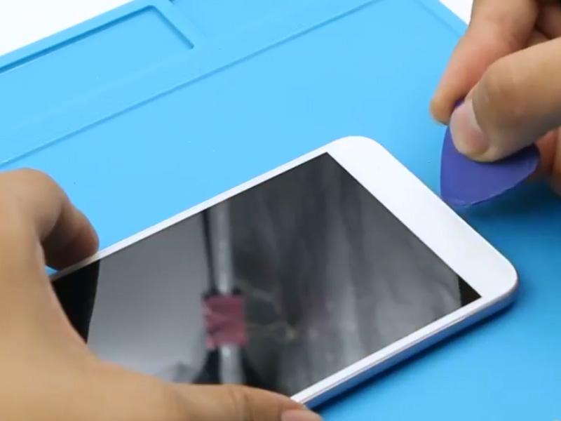 Cara Membuka Casing Belakang Dan Mengganti Baterai Xiaomi Redmi Note