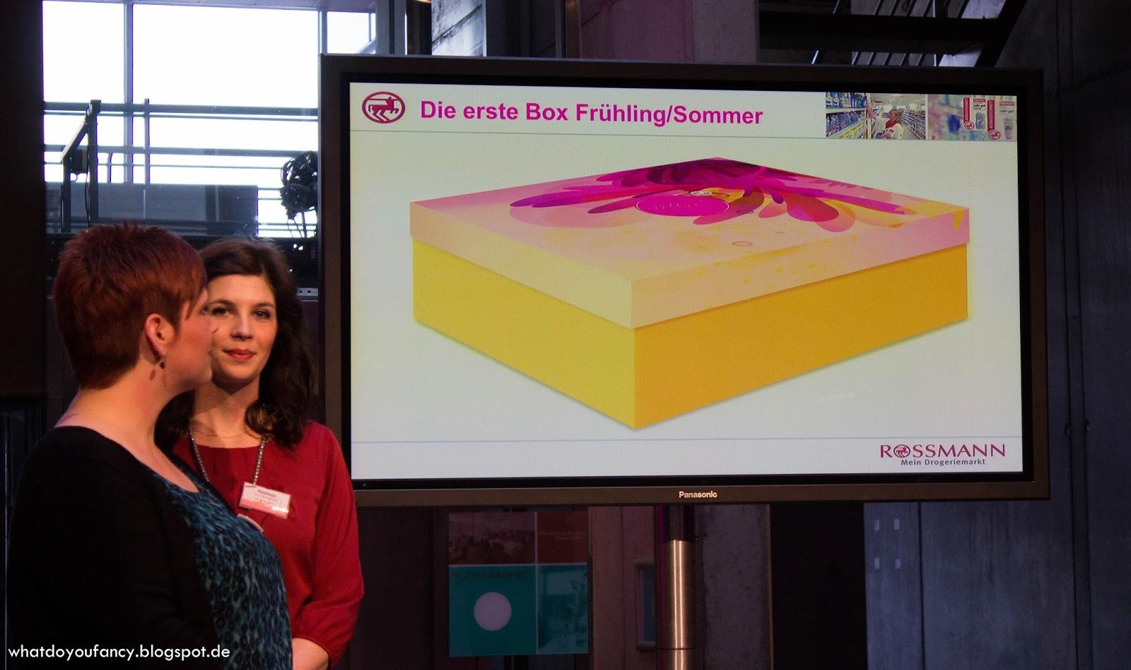 """Neueinführung Rossmann """"Schön für mich""""-Box und Verlosung April-Box"""