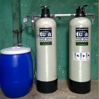 filter air kapur