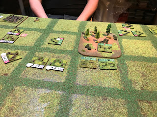 German and Soviet infantry fight it out