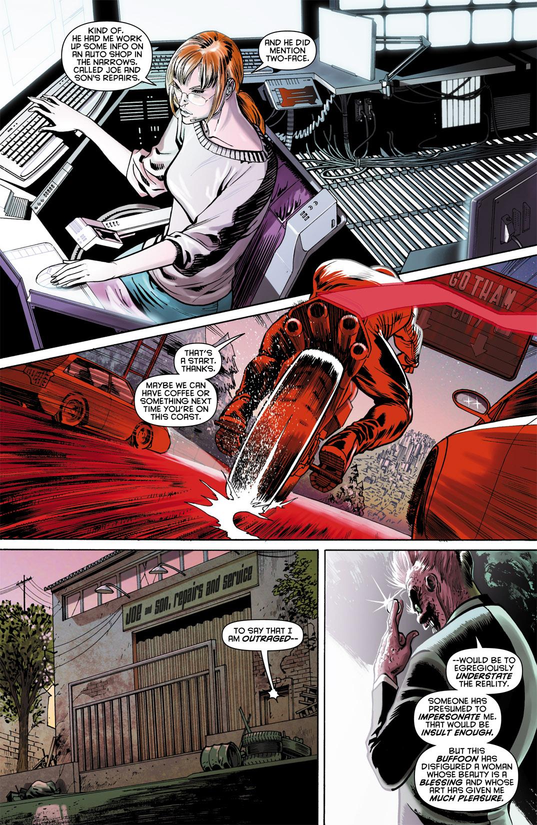 Detective Comics (1937) 851 Page 13
