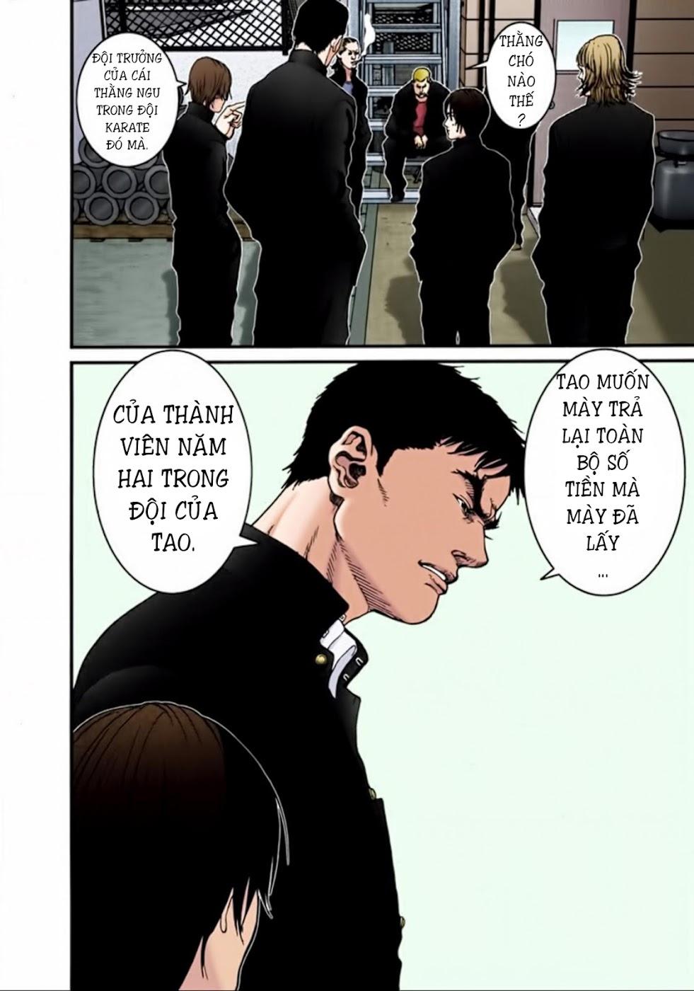 Gantz Chap 24: Sức mạnh trang 4