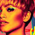 "Zendaya divulga Lyric-Vídeo de ""Something New""!"