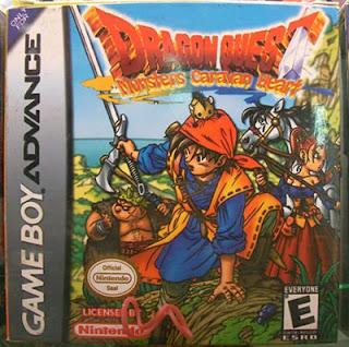 Dragon Quest Monsters: Caravan Heart (GBA) (Jp+Patch U)