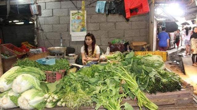 Pasar Tradisional Urat Nadi Perekonomian Desa