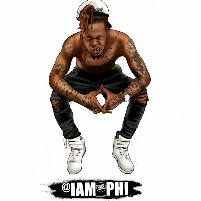 """Meet """"IAM_PHI"""" Nashville's Up And Coming Artist"""