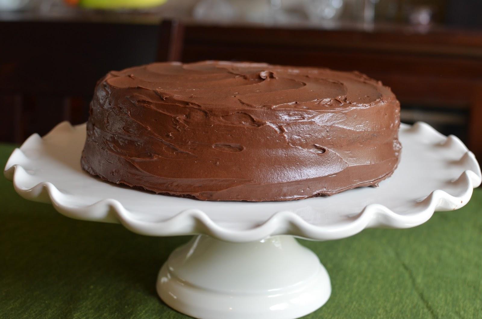 Playing With Flour Hershey S Vs Beatty S Chocolate Cake