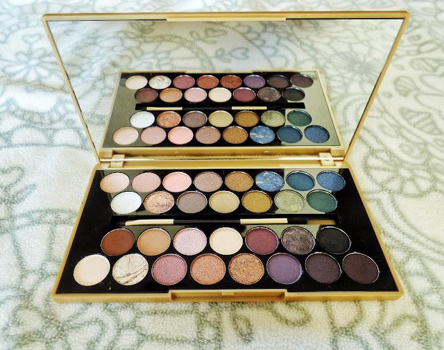 Makeup Revolution BBB paletta