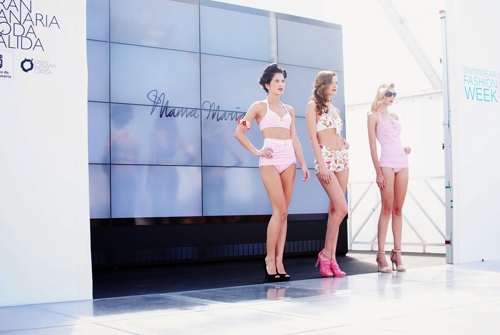 moda calida, gran canaria fashion week, gcmc, gcmodacalica2014, maama maria, swimwear,