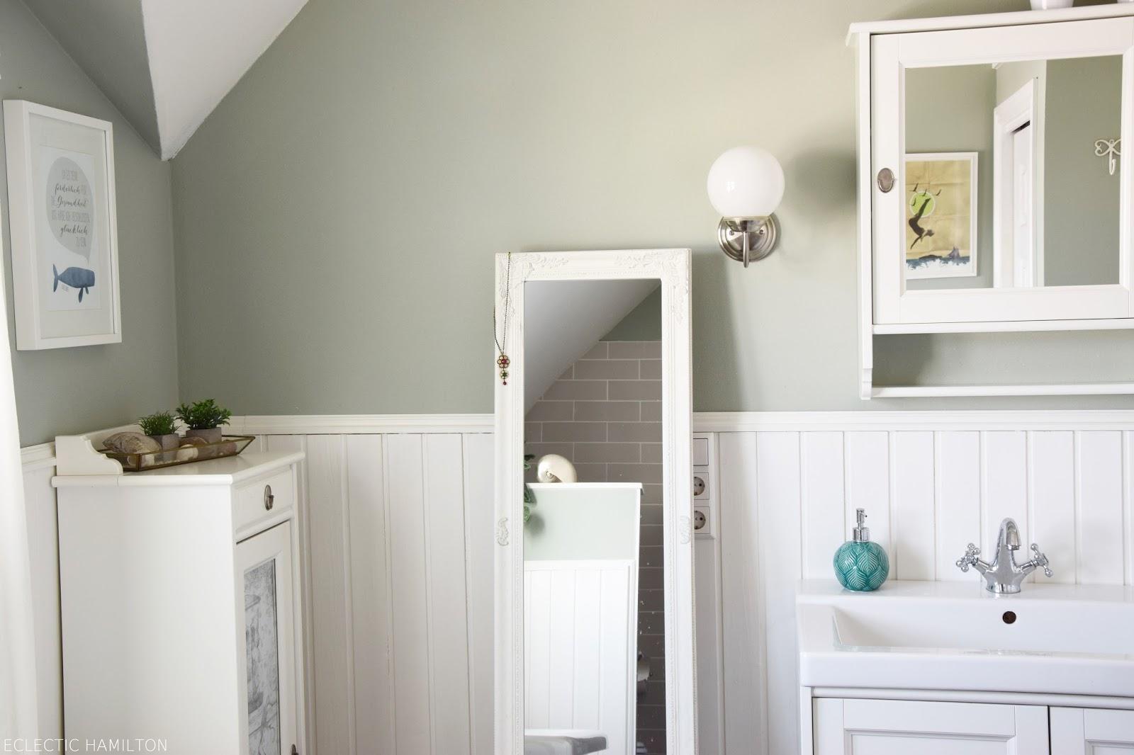 meine badezimmer deko und gute gedanken hinter glas eclectic hamilton. Black Bedroom Furniture Sets. Home Design Ideas