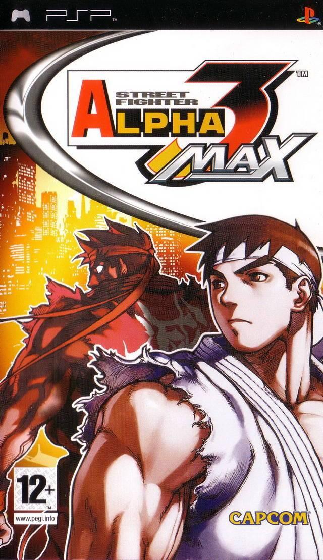 Street Fighter Alpha 3 MAX USA ULUS10062 CWCheat PSP Cheats