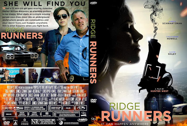 Ridge Runners DVD Cover