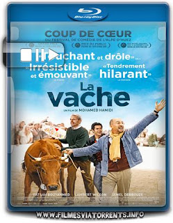 A Incrível Jornada de Jacqueline A Vaca Torrent – BluRay Rip 720p e 1080p Dual Áudio