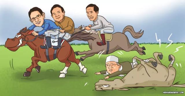 Efektif Gerus Elektabilitas Jokowi, Sandiaga Uno Bakal Dilumpuhkan?