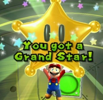 power star super mario galaxy - photo #36