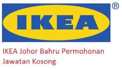 Permohonan Jawatan Kosong IKEA JB