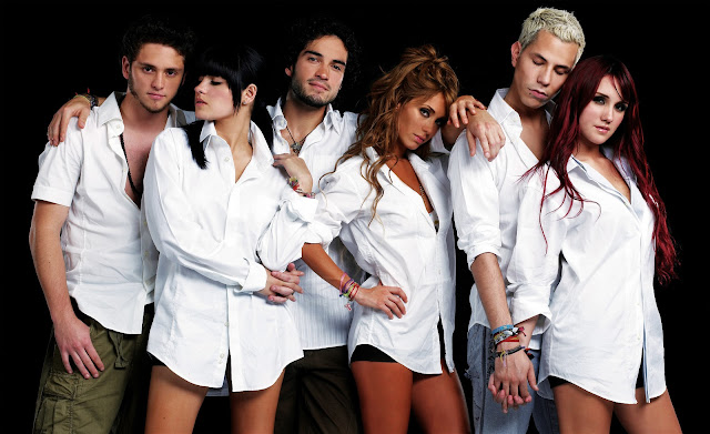 Los ex miembros de RBD han estado felicitando a Anahi por su embarazo