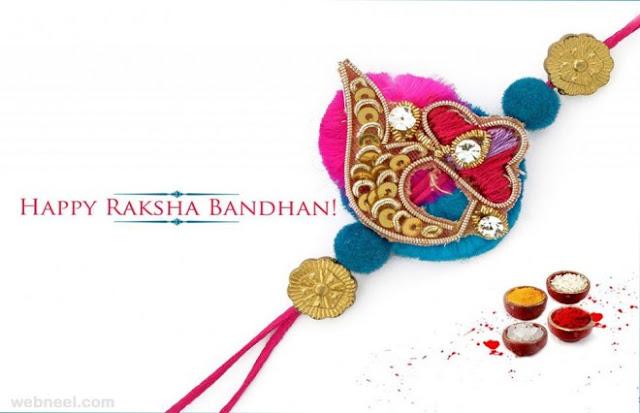 Raksha Bandhan Greetings Cards and Wallpapers