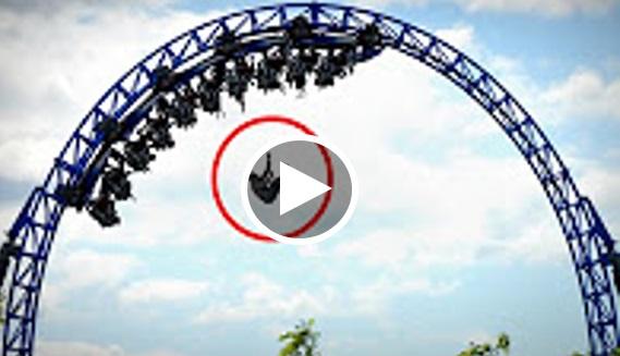 [VIDEO] 10 Kemalangan Yang Mengerikan Di Taman Tema Di Seluruh Dunia..#3 Paling Ngeri!!
