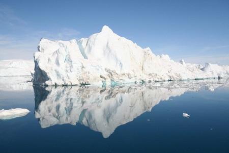 παγόβουνα της Γροιλανδίας