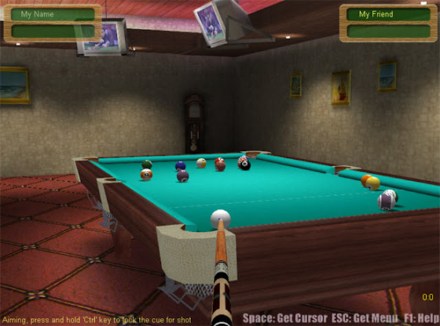 3D Live Pool 3 Free Download – Sulman 4 You