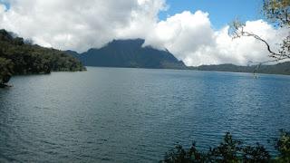 Jalur Pendakian Danau Gunung Tujuh