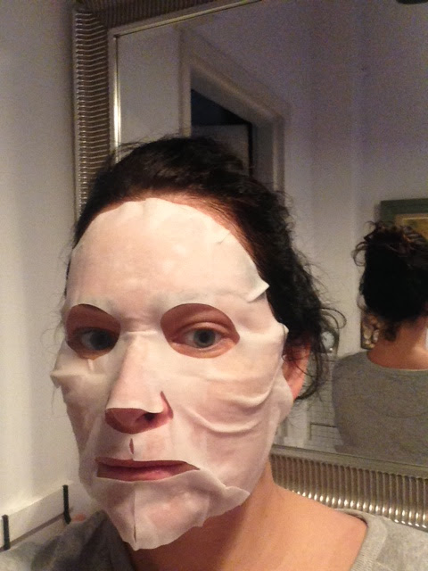 nuxe masque | Ola Rokowska