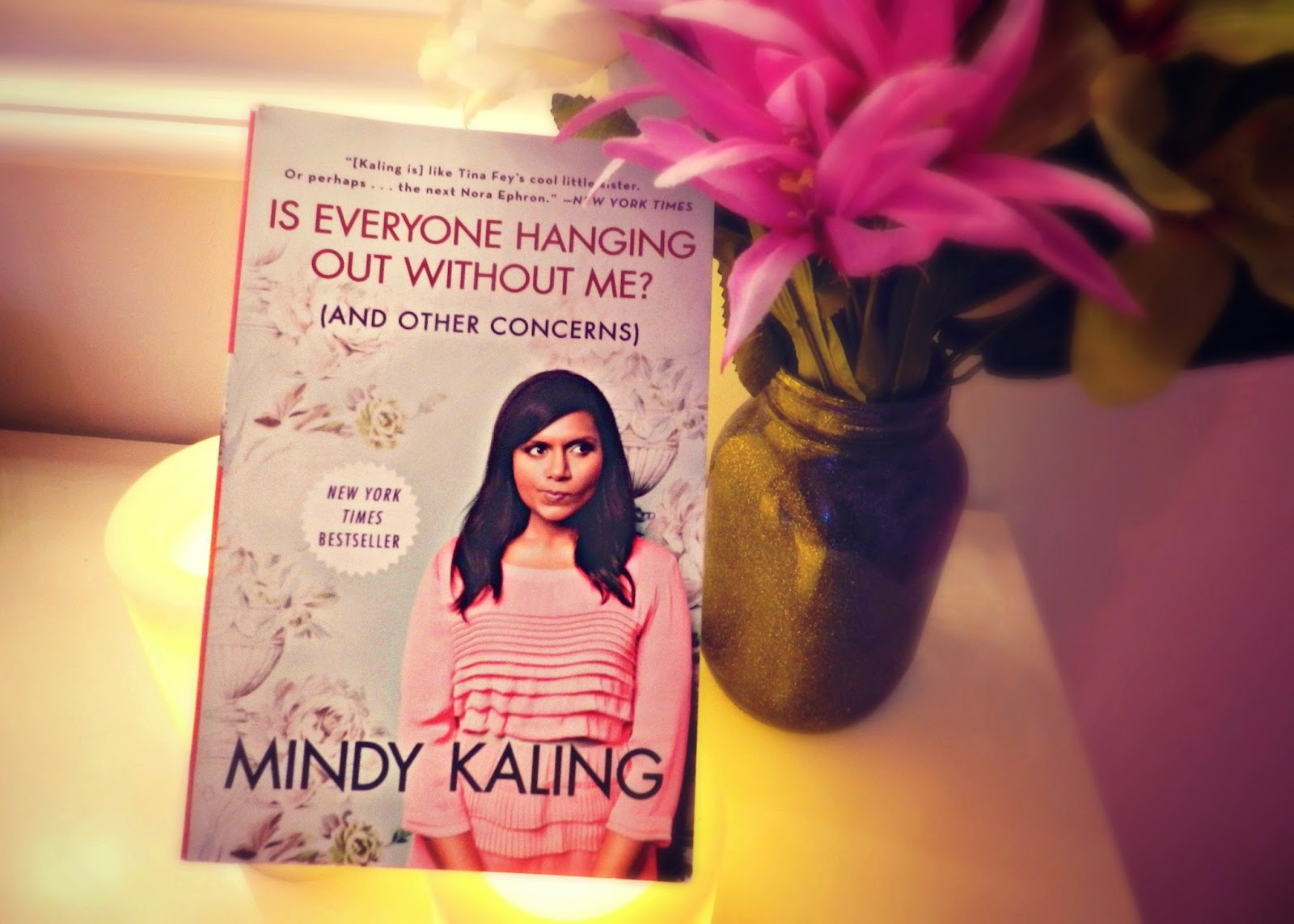 mindy kaling book review indigo is everyone having fun