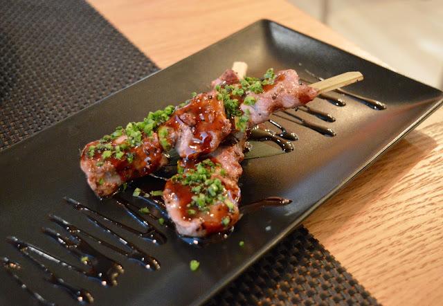 Wagyu Beef Kushiyaki Chi Kitchen