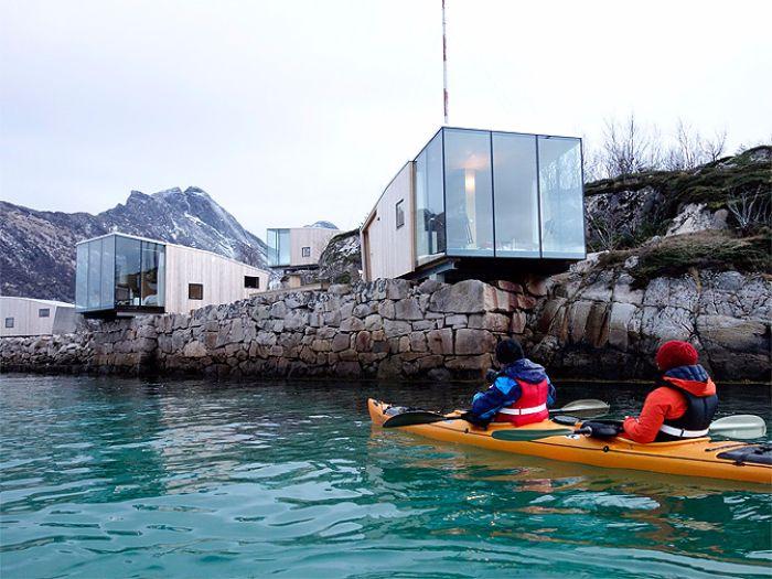 Casas Modulares Y Prefabricadas De Diseno Minicasa Con Vistas Al Mar