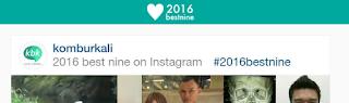 foto bestnine2016 instagram