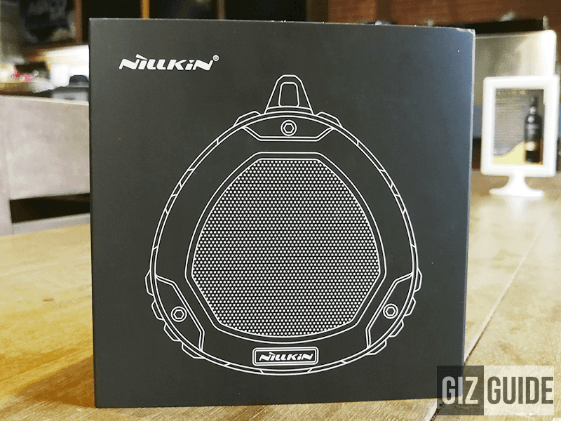nosotros all know that music tin hold upwards relaxing to close Nillkin PlayVox S1 Bluetooth Speaker Review - On The Go Companion