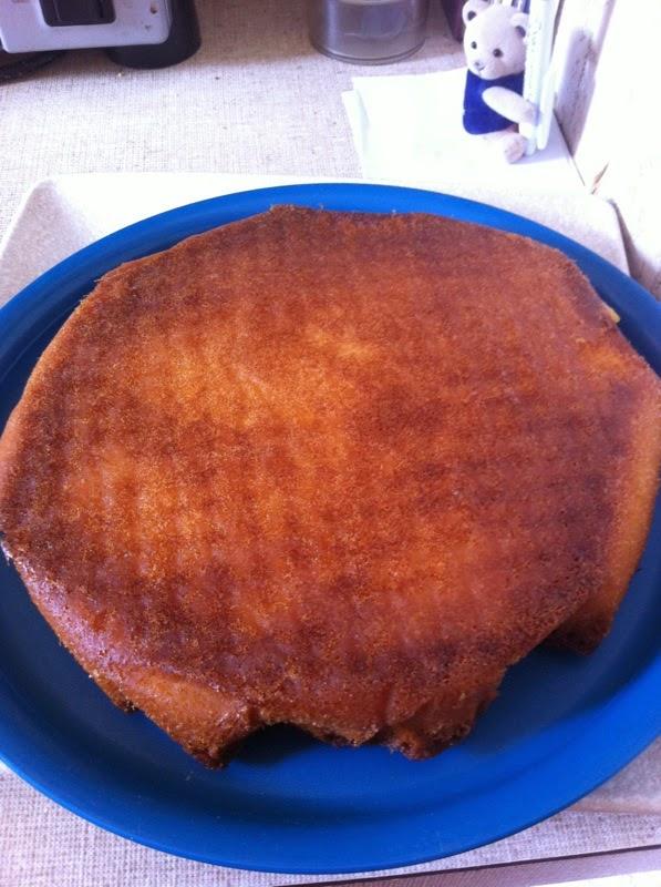 Tipsy Cake With Fondant Icing Recipe