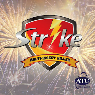 Win 1k worth of Strike products to get rid of those annoying insects!