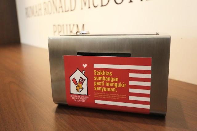 #McDonaldsMalaysia : Kemana Pergi Duit Tabung McDonald's Malaysia?