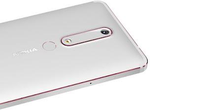 Kamera Nokia 6 edisi 2018