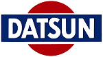 Logo Datsun marca de autos