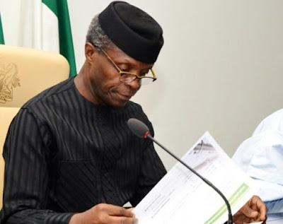 Governor Fingered In Plot Against VP Osinbajo