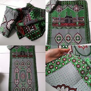 sajadah souvenir pernikahan sajadah souvenir pengajian-085227655050