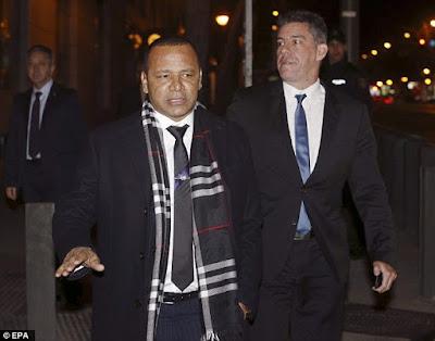 Neymar Senior-