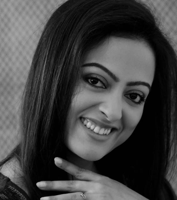 Rupsha Chakraborty Cute Smile