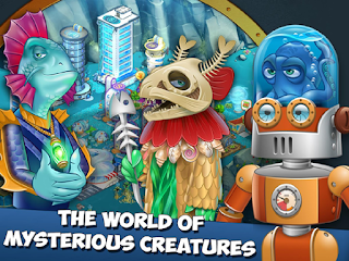 Aquapolis Build a Megapolis Mod Apk v1.35.1 Full version
