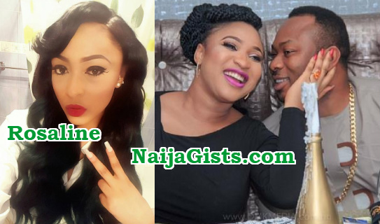 Image result for tonto dikeh rosaline naijagists