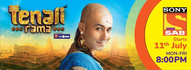 Tenali Rama Serial on Sab Tv Wiki Plot,Cast,Promo,Timing
